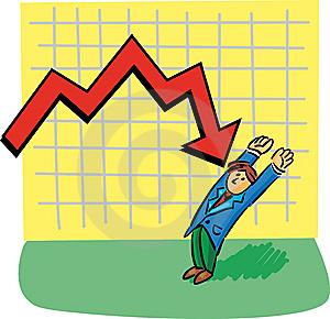market fall