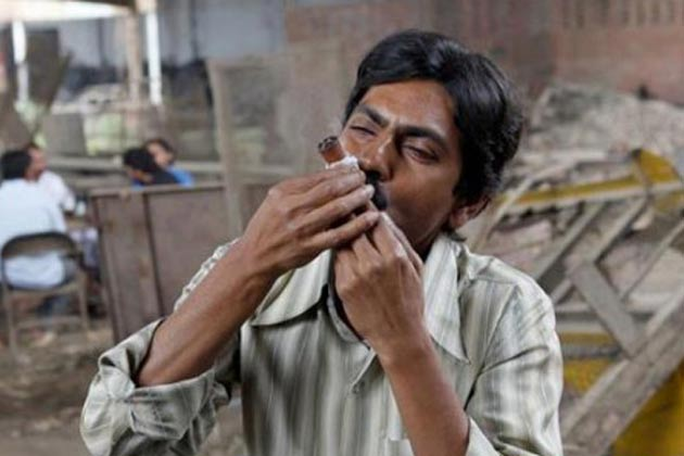 Image result for Gangs Of Wasseypur smoking