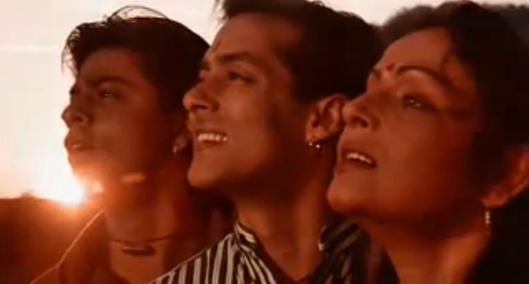 Каран и арджун / karan arjun (ракеш рошан) 1995, мелодрама, боевик, dvdrip mvo боевик
