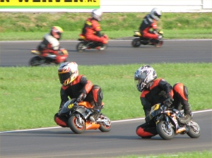 Dutch_Minibike_race_Lelystad