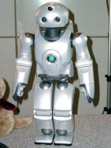 Sony_Qrio_Robotot